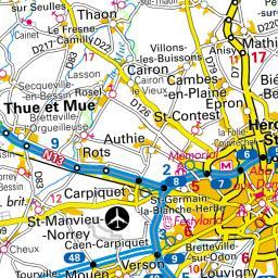 Parcours Evrecy 17 Kms Cree Par Laura Philippe Localise A Evrecy 14 France