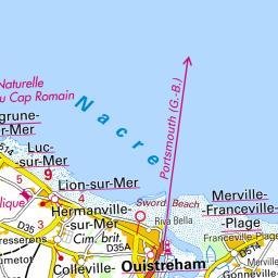 Parcours Tour De La Prairie 3km Cree Par Yvan Localise A Caen Prairie 14 France
