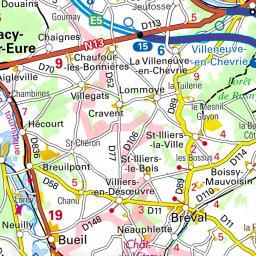 Parcours Pelerinage Cotignac Cree Par A Buclin Localise A Bu 28 France