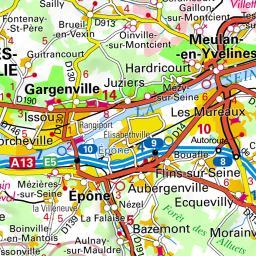 Parcours Beynes Circuit N 1 Vtt Cree Par Patrick Localise A Beynes 78 France